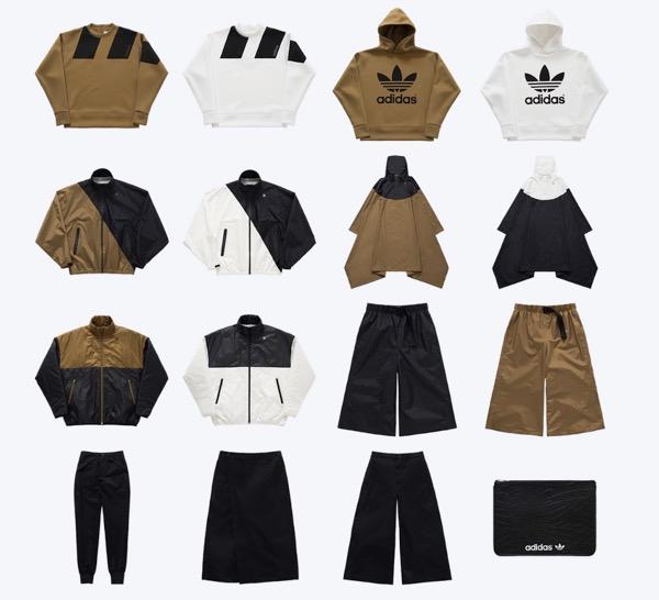 adidas Originals by HYKE 2016FW