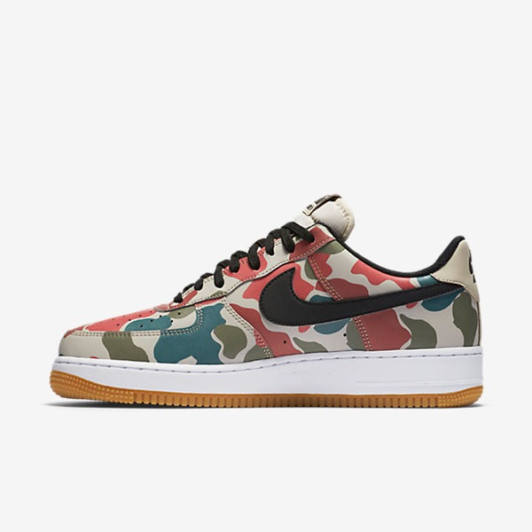 NIKE AIR FORCE 1 '07 LV8 camo