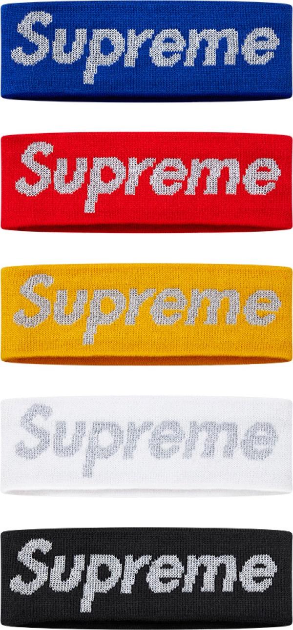 New Era® Reflective Logo Headband